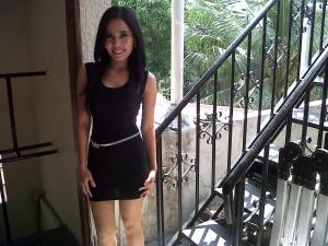 Indonesian Girl Dewi