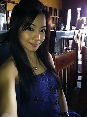 Hana a Korean Girl