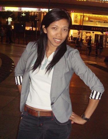 Indonesian Girl Aini