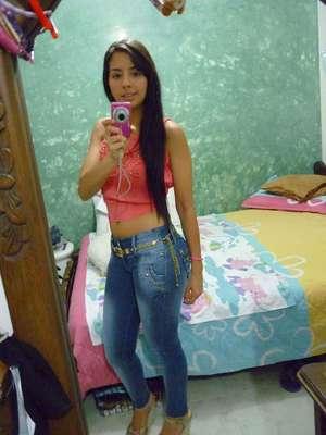 Colombian Girl Amanda