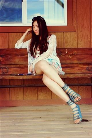 Lanfen Chinese Girl SGC